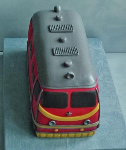 Торт единичка фото 6